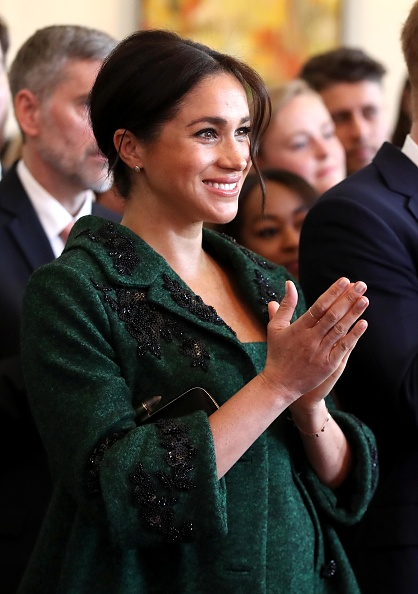 Chris Jackson「The Duke And Duchess Of Sussex Attend A Commonwealth Day Youth Event At Canada House」:写真・画像(11)[壁紙.com]