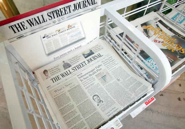 Dow Jones Industrial Average「Dow Jones And News Corp Close To Deal On Wall Street Journal」:写真・画像(17)[壁紙.com]
