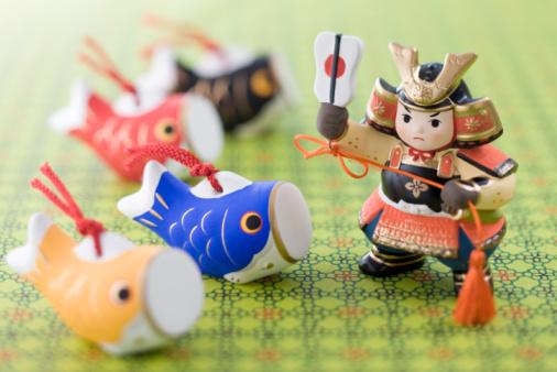 こどもの日「Children's day ornament」:スマホ壁紙(0)