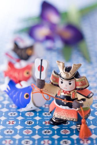 こどもの日「Children's day ornament」:スマホ壁紙(6)