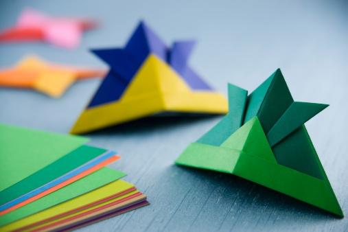 こどもの日「Children's day origami」:スマホ壁紙(5)