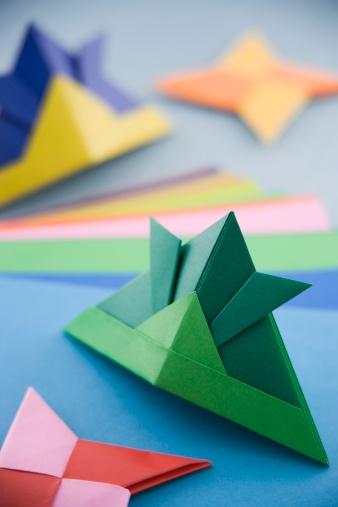 こどもの日「Children's day origami」:スマホ壁紙(4)