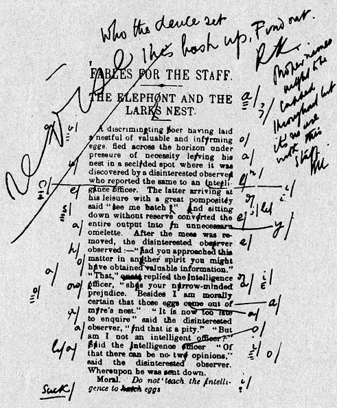 Improvement「Rudyard Kipling - Corrections」:写真・画像(5)[壁紙.com]