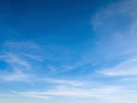 cloud「美しい空に雲」:スマホ壁紙(14)