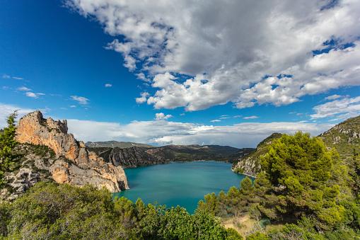 cloud「山中湖の美しい夏の風景」:スマホ壁紙(2)