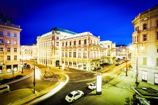 Austria「Vienna Opera House, Austria」:スマホ壁紙(2)