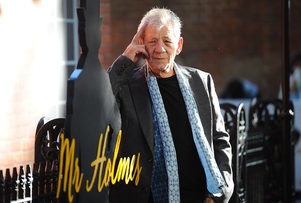"""Stuart C「""""Mr Holmes"""" - UK Premiere - Red Carpet Arrivals」:写真・画像(4)[壁紙.com]"""