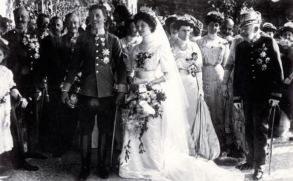 Austria「Wedding of the later Emperor Karl I」:写真・画像(3)[壁紙.com]
