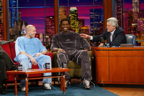 Mike Bibby「The Tonight Show with Jay Leno-Mike Bibby and Chris Webber」:写真・画像(2)[壁紙.com]