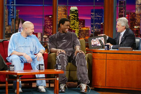 Mike Bibby「The Tonight Show with Jay Leno-Mike Bibby and Chris Webber」:写真・画像(3)[壁紙.com]