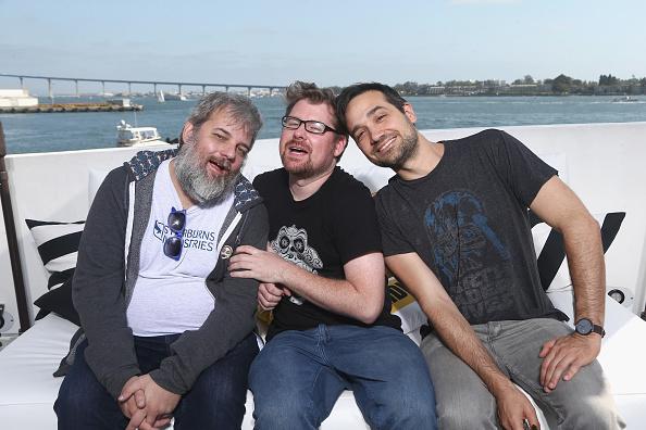 ファッション「#IMDboat At San Diego Comic-Con 2017: Day Three」:写真・画像(11)[壁紙.com]