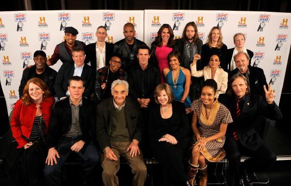 "Larry Harry「History's NYC Premiere Of ""The People Speak""- Backstage」:写真・画像(15)[壁紙.com]"