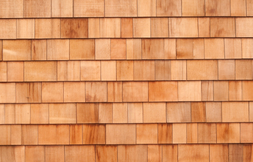 Siding - Building Feature「Cedar Siding」:スマホ壁紙(2)