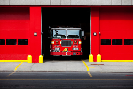 Emergency Services Occupation「Fire Truck」:スマホ壁紙(11)