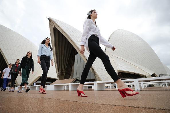 Number 18「Mercedes-Benz Presents Dion Lee - Backstage - Mercedes-Benz Fashion Week Australia 2017」:写真・画像(19)[壁紙.com]