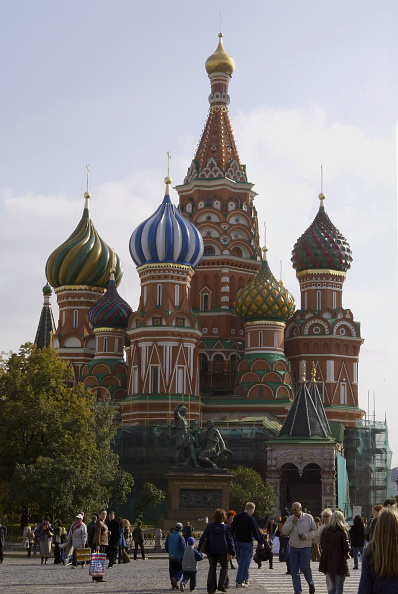 Basil「St Basil's Cathedral」:写真・画像(11)[壁紙.com]