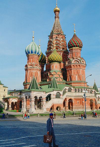 Tim Graham「St. Basil's Cathedral, Russian Federation」:写真・画像(14)[壁紙.com]