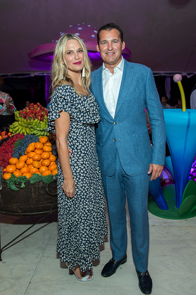 Blue Pants「Hamptons Magazine 40th Anniversary Bash By Lawrence Scott Events Presented By Compass」:写真・画像(12)[壁紙.com]