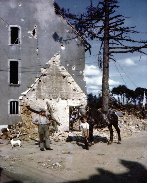 Boys「War Damage In Normandy」:写真・画像(11)[壁紙.com]