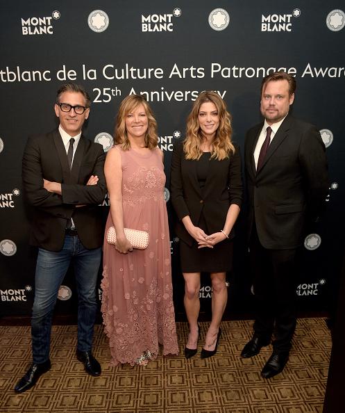 アシュリー グリーン「25th Annual Montblanc de la Culture Arts Patronage Award」:写真・画像(12)[壁紙.com]