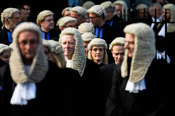Legal System「Westminster Abbey Service Marks Beginning Of The Legal Year」:写真・画像(18)[壁紙.com]