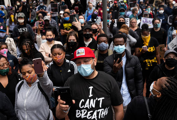 Protests Continue Over Death Of George Floyd, Killed In Police Custody In Minneapolis:ニュース(壁紙.com)
