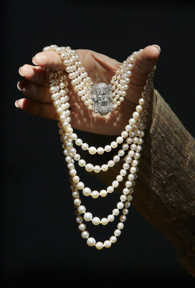 Necklace「Princess Margaret's Jewellery To Be Auctioned At Christies」:写真・画像(10)[壁紙.com]