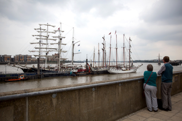 Anticipation「Tall Ships Arrive Into London」:写真・画像(16)[壁紙.com]