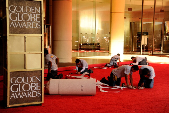 Preparation「69th Annual Golden Globe Awards - Preparations Continue」:写真・画像(2)[壁紙.com]