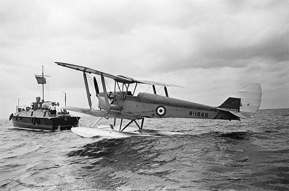Wireless Technology「De Havilland DH82B Queen Bee」:写真・画像(5)[壁紙.com]
