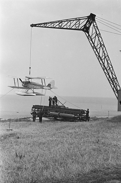 Wireless Technology「De Havilland DH82B Queen Bee」:写真・画像(0)[壁紙.com]