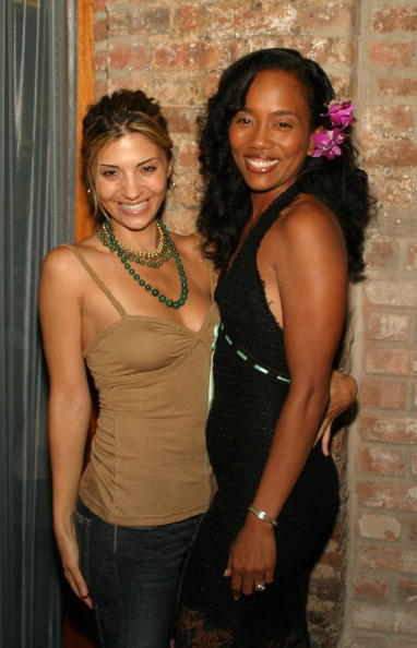 """Sonja Sohn「Premiere Of """"The Wire"""" - Afterparty」:写真・画像(3)[壁紙.com]"""