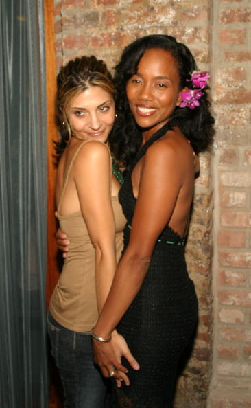 """Sonja Sohn「Premiere Of """"The Wire"""" - Afterparty」:写真・画像(1)[壁紙.com]"""