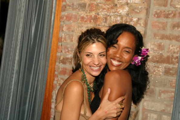 """Sonja Sohn「Premiere Of """"The Wire"""" - Afterparty」:写真・画像(4)[壁紙.com]"""