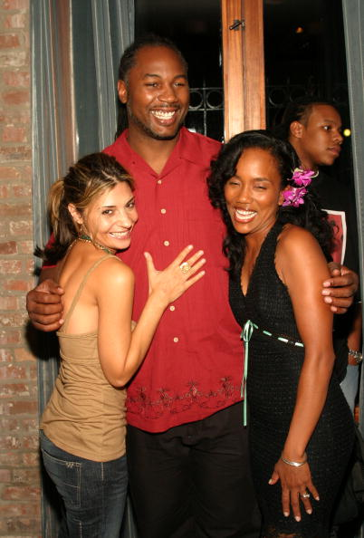 """Sonja Sohn「Premiere Of """"The Wire""""- Afterparty」:写真・画像(6)[壁紙.com]"""