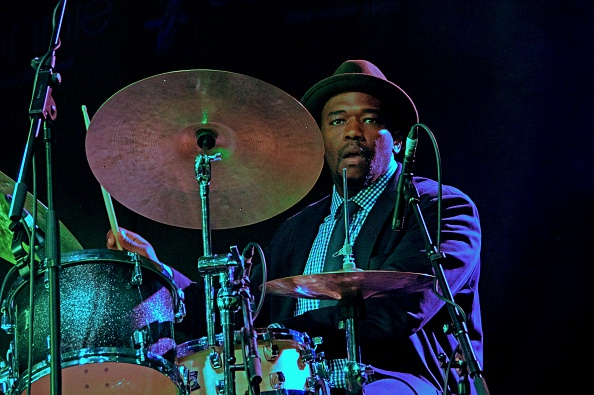 Drummer「Ulysses Owens Jnr, Love Supreme Jazz Festival, Glynde Place, East Sussex, 2014.」:写真・画像(14)[壁紙.com]