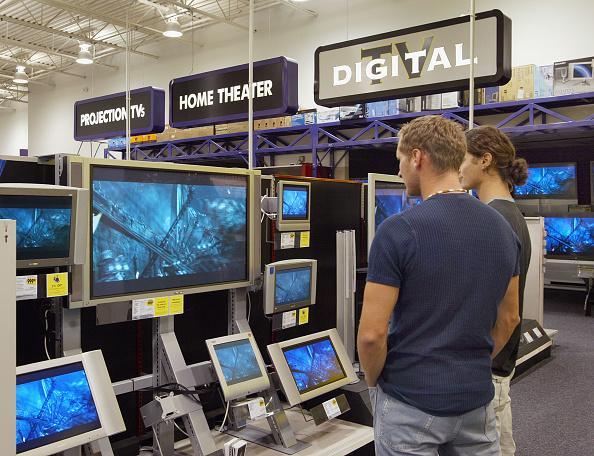 Digital Display「Best Buy Raises Earnings Estimate」:写真・画像(5)[壁紙.com]