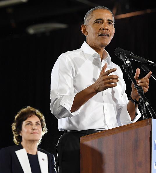 University of Nevada Las Vegas「Former President Obama Speaks At Rally For Nevada Democrats In Las Vegas」:写真・画像(16)[壁紙.com]