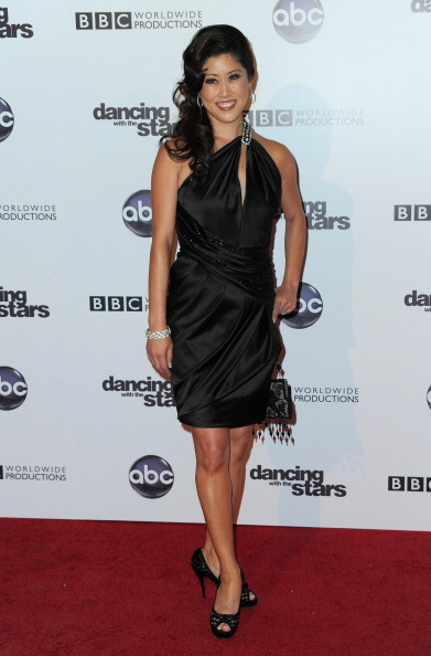 "Hair Back「ABC's ""Dancing With The Stars"" 200th Episode Red Carpet」:写真・画像(16)[壁紙.com]"
