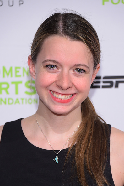 Emily Hughes「35th Annual Salute To Women In Sports - Arrivals」:写真・画像(12)[壁紙.com]