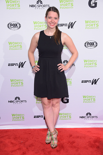 Emily Hughes「35th Annual Salute To Women In Sports - Arrivals」:写真・画像(0)[壁紙.com]