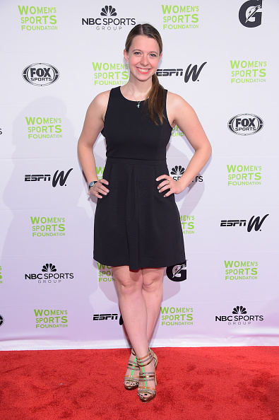 Emily Hughes「35th Annual Salute To Women In Sports - Arrivals」:写真・画像(8)[壁紙.com]
