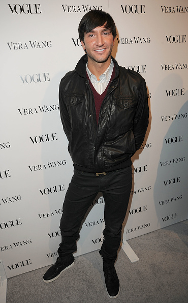 Evan Lysacek「Vera Wang Los Angeles Store Launch Party」:写真・画像(4)[壁紙.com]