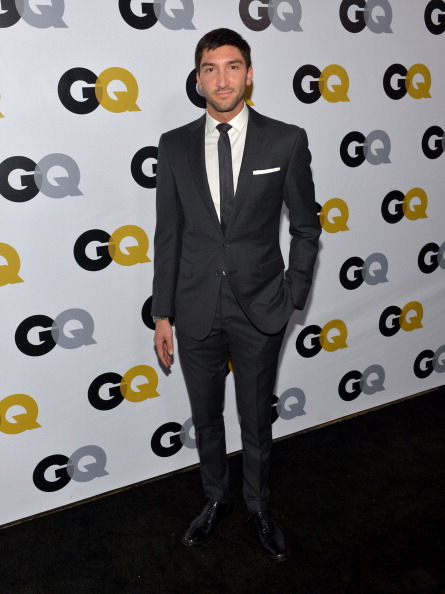 Evan Lysacek「GQ Men Of The Year Party - Carpet」:写真・画像(17)[壁紙.com]