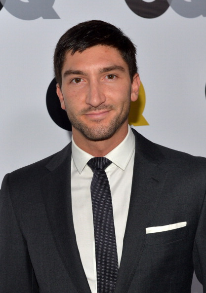 Evan Lysacek「GQ Men Of The Year Party - Carpet」:写真・画像(12)[壁紙.com]