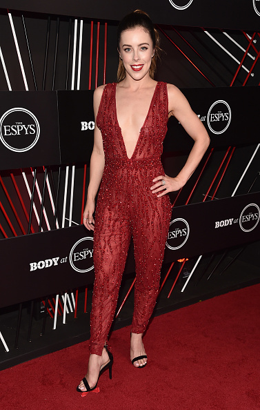 Ashley Wagner「BODY At The ESPYS Pre-Party - Arrivals」:写真・画像(5)[壁紙.com]