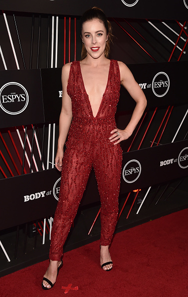 Ashley Wagner「BODY At The ESPYS Pre-Party - Arrivals」:写真・画像(13)[壁紙.com]