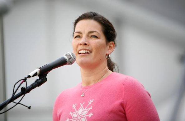 Nancy Kerrigan「2008-2009 Season Grand Opening Of The Pond At Bryant Park」:写真・画像(17)[壁紙.com]