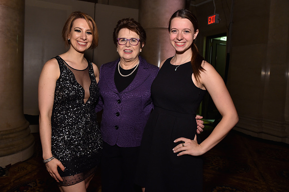 Emily Hughes「35th Annual Salute To Women In Sports - Reception」:写真・画像(3)[壁紙.com]