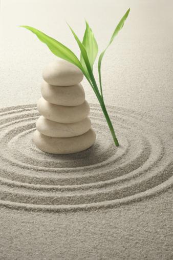 Feng Shui「Balanced Life」:スマホ壁紙(2)